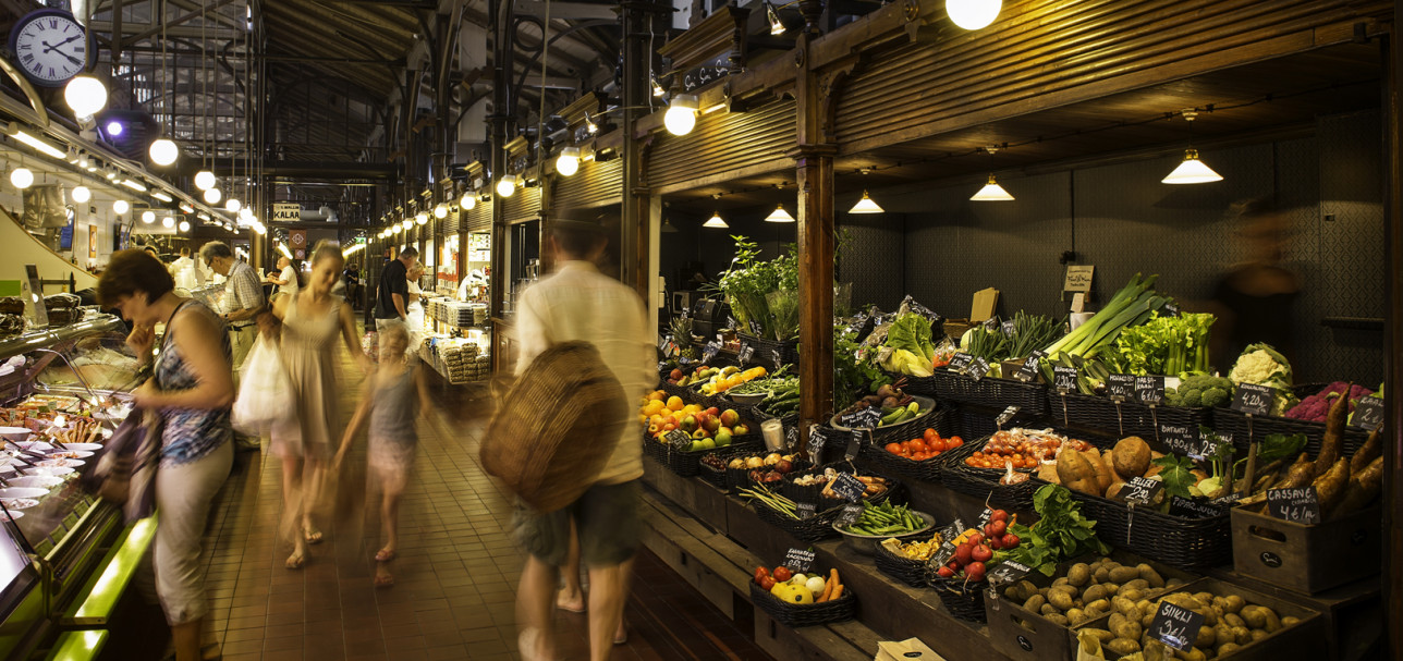 Be sure to visit the traditional Turku Market Hall. Plenty of small shops, cafés and restaurants serve in one of the busiest lunch hour locations during workdays.